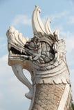 Grande Naga, mitologia budista Fotografia de Stock