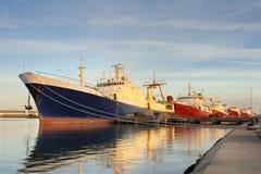 Grande nave Fotografie Stock