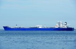 Grande navio comercial Foto de Stock
