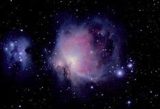 Grande nebulosa fotografia stock