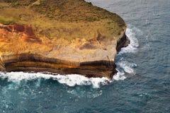 Grande oceano estrada de Austrália, VIC, fotos de stock