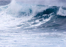 Grande onda immagini stock