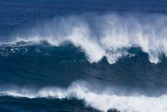 grande onda Fotografia Stock Libera da Diritti