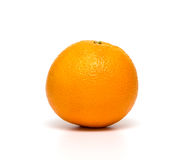 Grande orange mûre Photographie stock