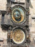Grande orologio Fotografia Stock Libera da Diritti