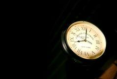 Grande orologio della stazione centrale Fotografie Stock