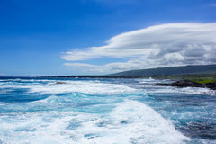 Grande paesaggio dell'isola Immagine Stock Libera da Diritti