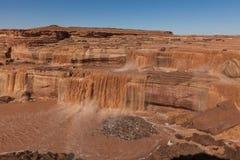 Grande paesaggio scenico dell'Arizona di cadute Immagine Stock Libera da Diritti