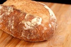 Grande pagnotta del pane italiano Fotografie Stock Libere da Diritti