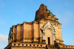 Grande pagoda fotografie stock libere da diritti