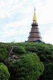 Grande pagoda fotografia stock
