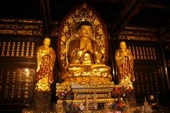Grande pagoda dell'oca, Xi'an Fotografia Stock