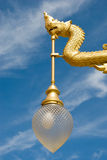 Grande pagoda tailandese, Tailandia Fotografie Stock Libere da Diritti