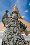Grande pagoda tailandese, Tailandia Immagini Stock