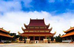 Grande pagode Foto de Stock Royalty Free