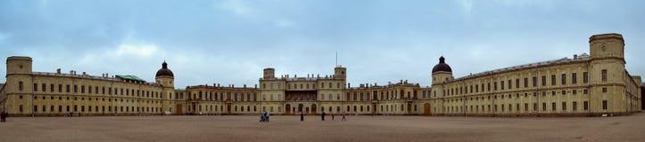 Grande palácio de Gatchina Imagens de Stock