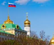 Grande palácio do Kremlin foto de stock royalty free