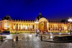 Grande Palais (grande palazzo) Fotografie Stock