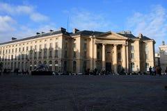 Grande Palais (grande palazzo) a Parigi, Francia Immagine Stock Libera da Diritti
