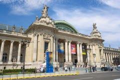 Grande Palais a Parigi Fotografia Stock