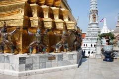 Grande palazzo bangkok Fotografia Stock