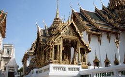 Grande palazzo bangkok Fotografie Stock