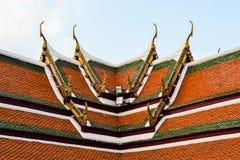 Grande palazzo, Bangkok, dettaglio Fotografie Stock Libere da Diritti