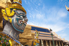 Grande palazzo, Bangkok, Tailandia Immagine Stock