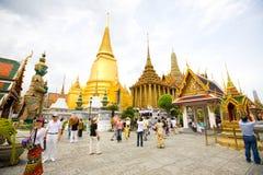 Grande palazzo, Bangkok Tailandia Fotografia Stock
