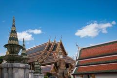 Grande palazzo a Bangkok, Tailandia Immagini Stock