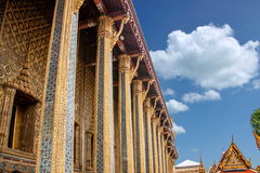 Grande palazzo a Bangkok, Tailandia Immagine Stock Libera da Diritti