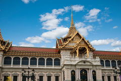 Grande palazzo a Bangkok, Tailandia Fotografia Stock