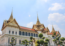 Grande palazzo Bangkok, THAILLAND Immagini Stock