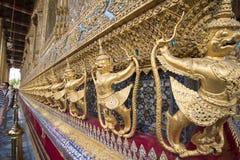 Grande palazzo di Bangkok Immagine Stock Libera da Diritti