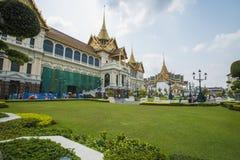 Grande palazzo di Bangkok Fotografie Stock Libere da Diritti