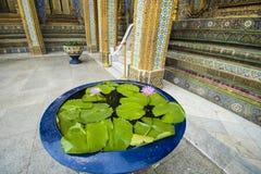 Grande palazzo di Bangkok Fotografie Stock
