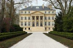 Grande palazzo in Francia Immagine Stock Libera da Diritti
