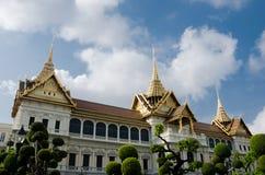 Grande palazzo tailandese Immagini Stock Libere da Diritti