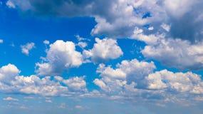 grande panorama do céu para os projetos 3D grandes Fotos de Stock Royalty Free