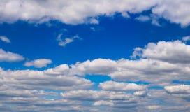 grande panorama do céu para os projetos 3D grandes Fotografia de Stock