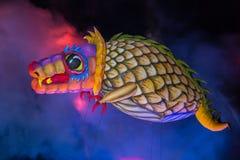 Grande parada anual dos dragões Imagem de Stock Royalty Free