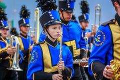 Grande parata floreale 2018 di Portland Fotografia Stock