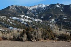 Grande parco nazionale delle dune di sabbia Immagini Stock Libere da Diritti