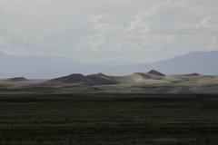 Grande parco nazionale delle dune di sabbia immagini stock