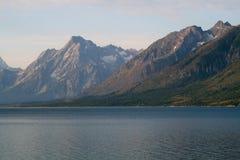 Grande parco nazionale di Teton Immagini Stock Libere da Diritti