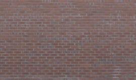 Grande parede de tijolo Foto de Stock