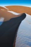 Grande parque nacional de dunas de areia Fotos de Stock