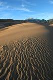 Grande parque nacional de dunas de areia, CO Fotos de Stock Royalty Free