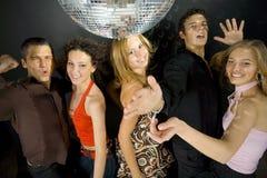 Grande partito! Fotografia Stock Libera da Diritti