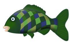 Grande pesce Immagine Stock Libera da Diritti